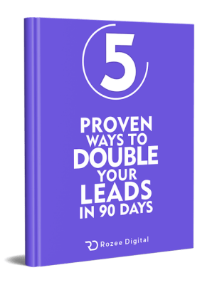 Ebook - 5 ways to double your leads